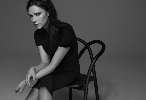 Victoria Beckham (Photo by Solve Sundsbo)