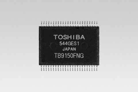 "Toshiba: an opto-isolated IGBT gate pre-driver IC ""TB9150FNG"" for the in-vehicle inverters of electric and hybrid vehicles. (Photo: Business Wire)"