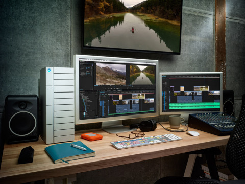 LaCie 12big Thunderbolt 3 (Photo: Business Wire)