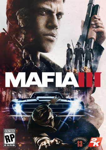2K and Hangar 13 today announced that Mafia III, the next installment in the popular organized crime game series, will launch on October 7, 2016. Collector's, deluxe and standard editions of Mafia III will be available for PlayStation®4 computer entertainment system, Xbox One and Windows PC. (Graphic: Business Wire)