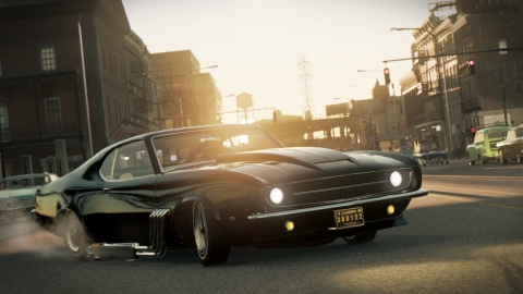 Mafia III is set in the open world of 1968 New Bordeaux, a reimagined version of New Orleans bustling with activity and complete with era-inspired cars, fashion and music. (Photo: Business Wire)