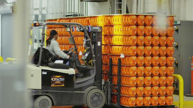 Tide® Safety Video (interviews + b-roll) (Video: Business Wire)