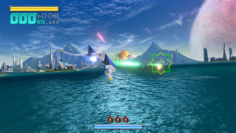 Star Fox Zero will be available on April 22. (Graphic: Business Wire)
