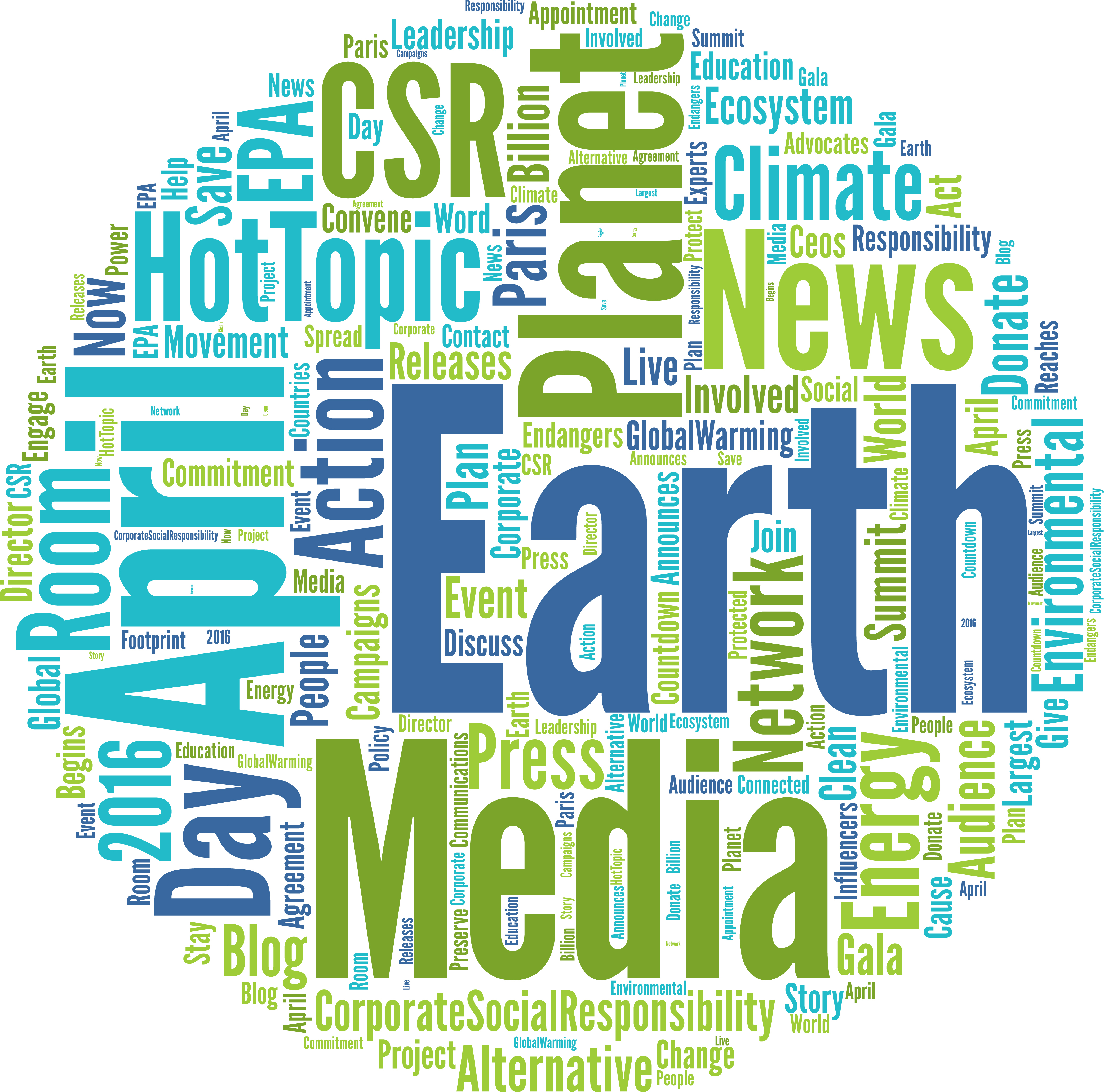 Earth Day Related News Releases and Story Ideas for Reporters ...