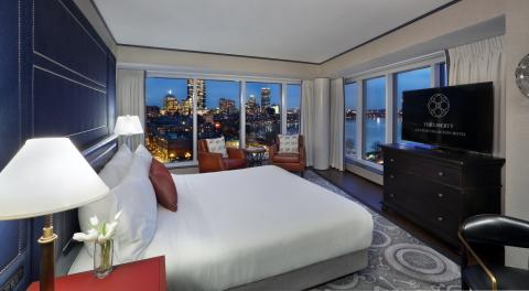 The Liberty Hotel - Boston, MA (Photo: Business Wire)