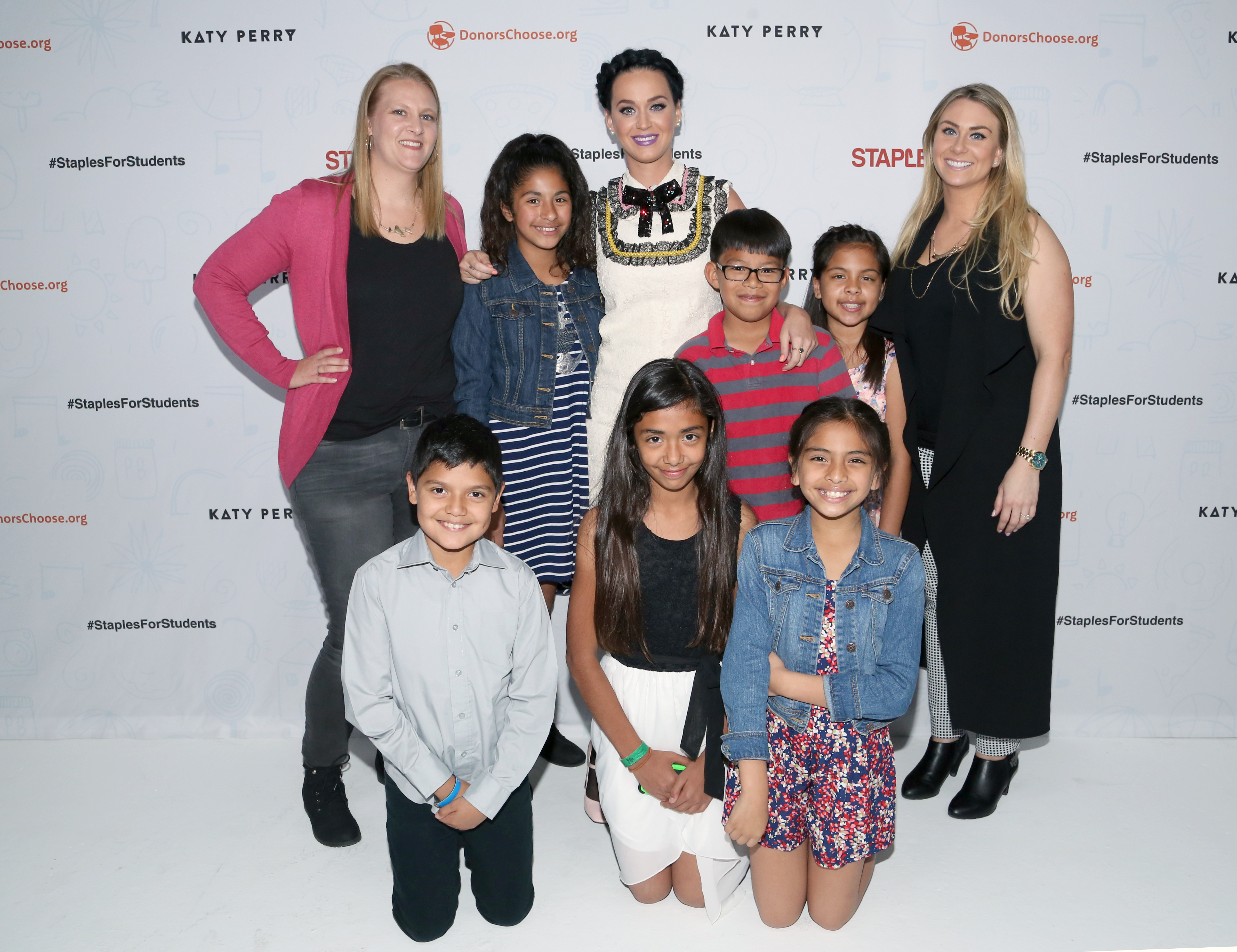 Staples and katy perry reunite to help teachers bring learning to staples and katy perry reunite to help teachers bring learning to life and make more happen in classrooms business wire kristyandbryce Gallery