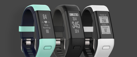 Introducing the Approach X40 golf band (Photo: Business Wire)