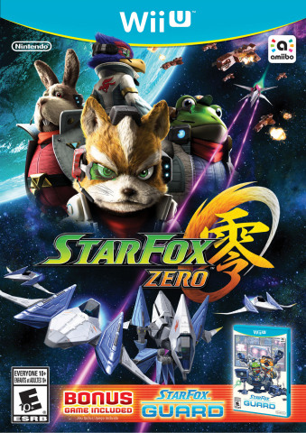The Star Fox series makes its Wii U debut in Star Fox Zero, once again reuniting leader Fox McCloud with his memorable team composed of hotshot Falco Lombardi, reliable Peppy Hare and engineer Slippy Toad. (Photo: Business Wire)