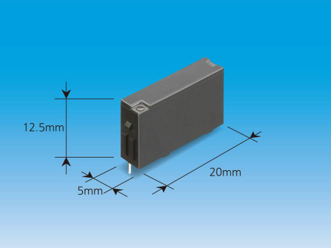 """""""PA-N Relay"""" Suitable for Programmable Logic Controllers (Graphic: Business Wire)"""