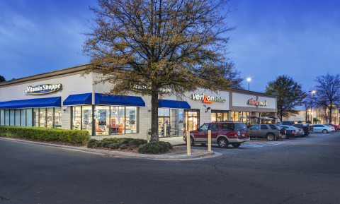 The Shoppes at Morrow Station (Photo: Business Wire)