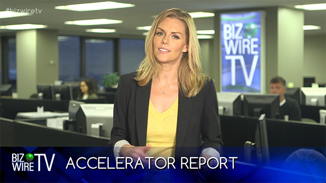 Watch BizWireTV's Accelerator Report from Business Wire (Video: Business Wire)