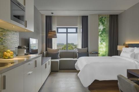 Studio Bedroom (Photo: Business Wire)