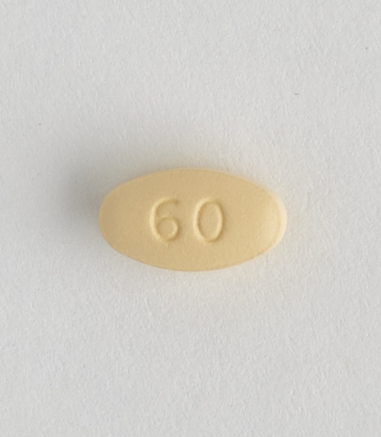 CABOMETYX™ 60 mg Tablet