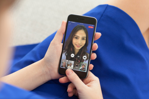 Alibaba DingTalk uses technology from Vidyo to connect 1.5 million businesses in China (Photo: Business Wire)