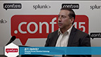 Accenture's Jeff Chancey discusses the company's work with Splunk at Splunk's 2015 Worldwide Users' Conference.