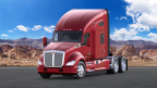 Kenworth Aerodynamic T680 Advantage Model (Photo: Business Wire)