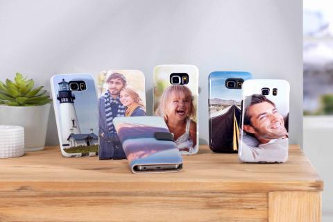 Neu bei Pixum: Foto-Handyhüllen für das iPhone SE – das neue Smartphone individuell gestalten (Foto: ...