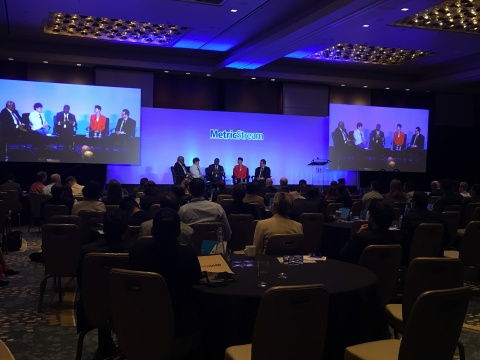 Morf Media Inc. Joins Leaders at MetricStream #GRCSummit 2016 (Photo: Business Wire)