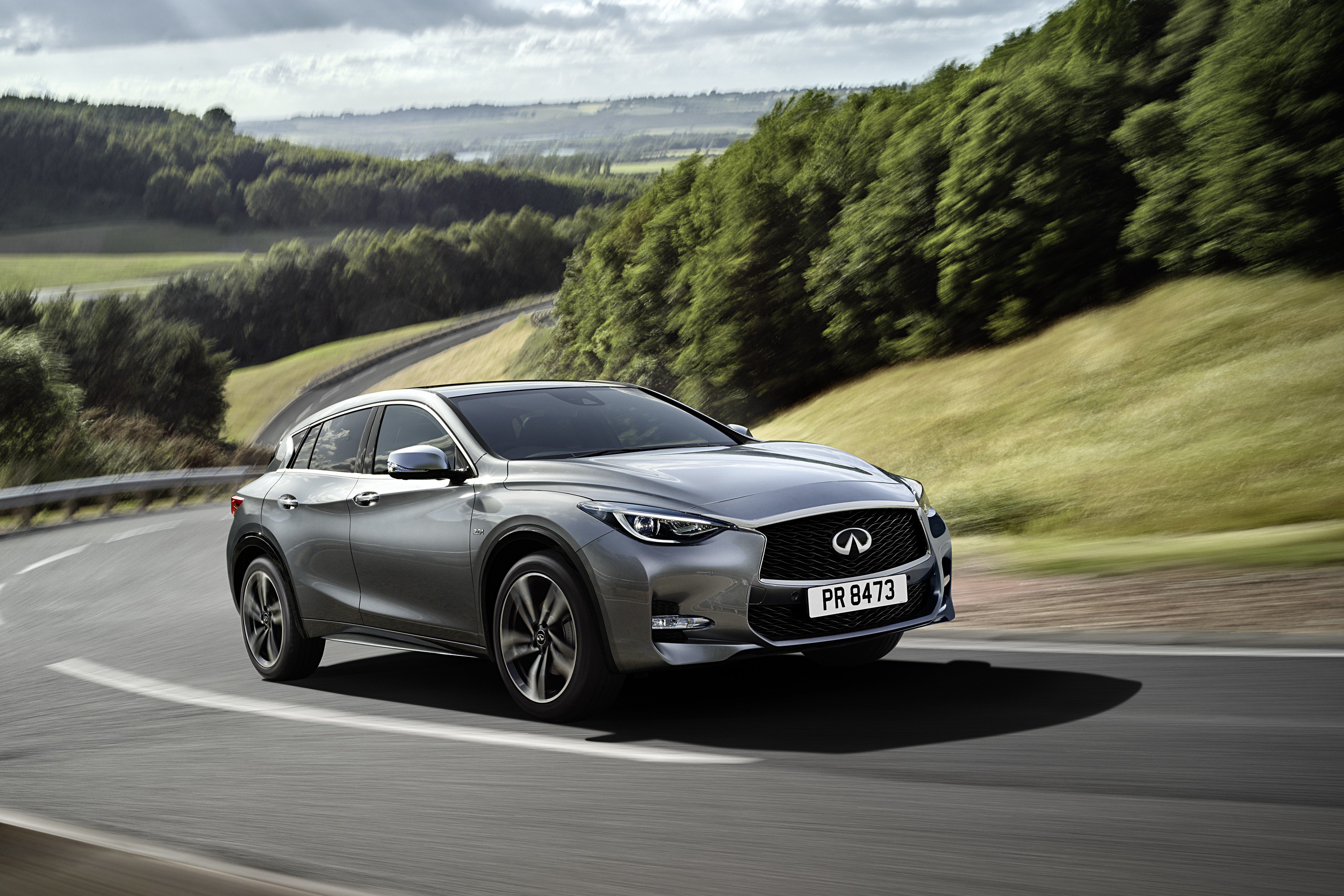 Driving Europe: Infiniti Sets All-Time Sales and Network Records ...
