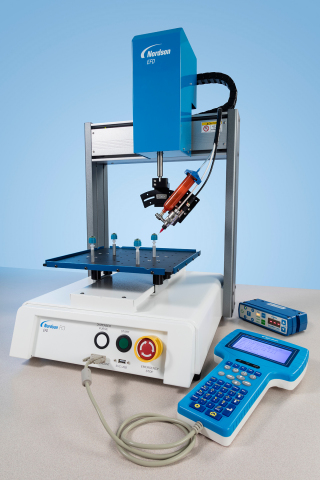 New R Series makes it easy to program complex dispensing tasks with specialized Teach Pendant softwa ...