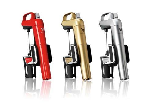 Model Two Elite - Now Available in Red, Silver or Gold (Photo: Business Wire)