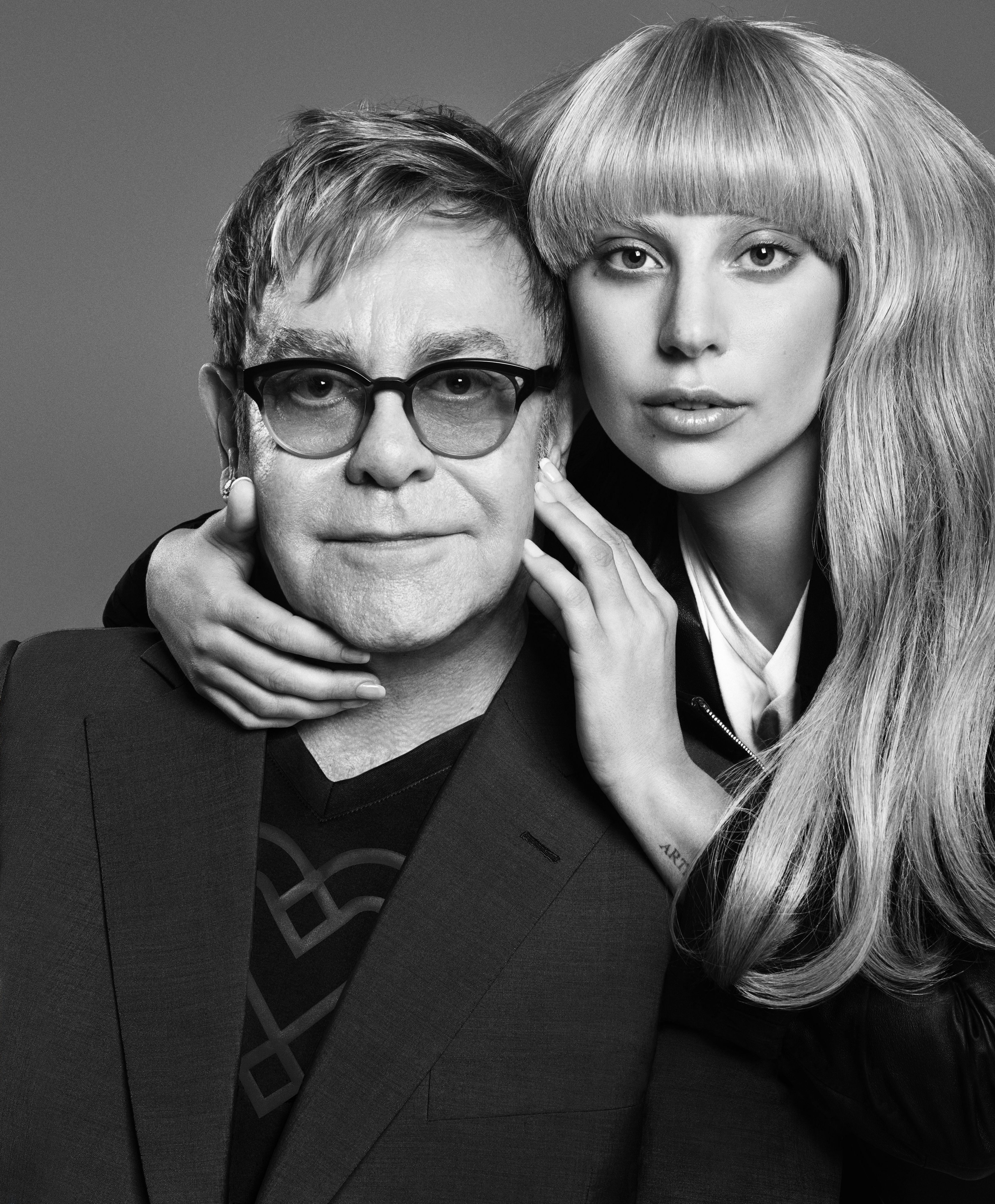 Lady Gaga and Sir Elton John Partner with Macy\'s to Help Make the ...
