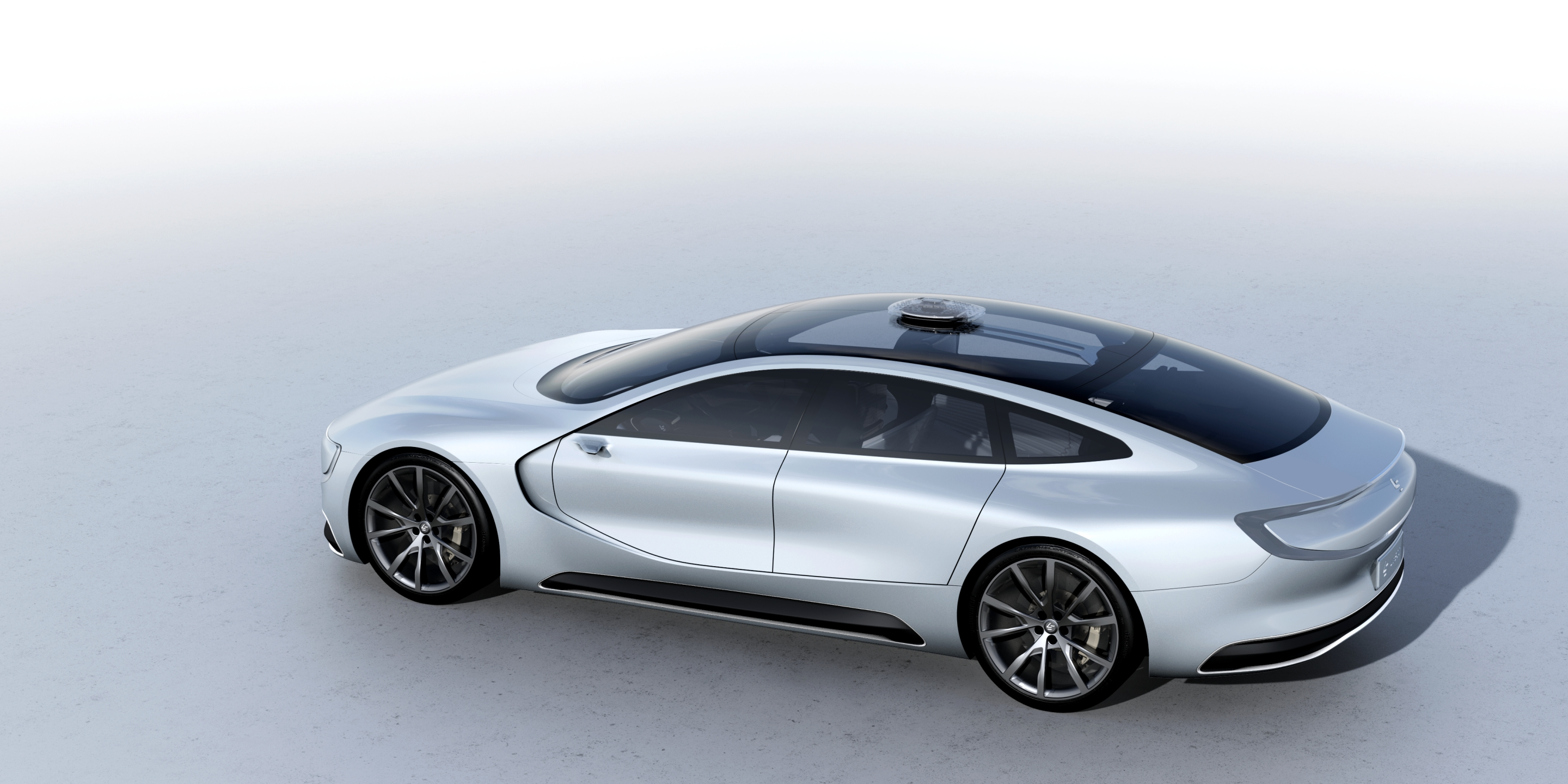 Leeco Showcases Autonomous Ev Concept Lesee And Second Generation