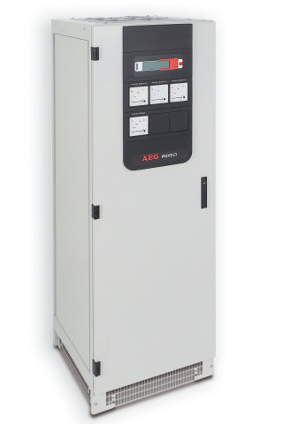 Protect 8 Battery Charger UL compliant by AEG Power Solutions (Photo : Business Wire)