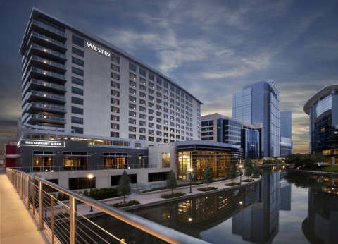 The Westin at The Woodlands Exterior (Photo: Business Wire)