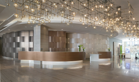 The Westin at The Woodlands Lobby (Photo: Business Wire)