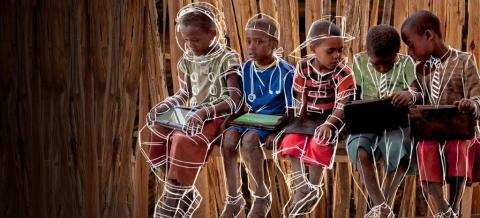 XPRIZE and UN Announce Global Partnership To Empower Children's Learning Through Technology (Photo:  ...