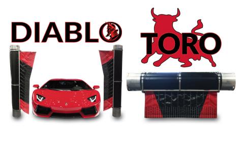 """The Proto-Vest """"Diablo"""" and """"Toro"""" (Photo: Business Wire)"""