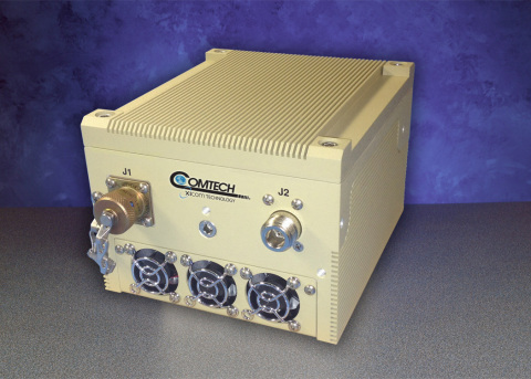 New XTSLIN-20X-B1. 20 Watts of linear power, only 5.3 lbs. (Photo: Business Wire)