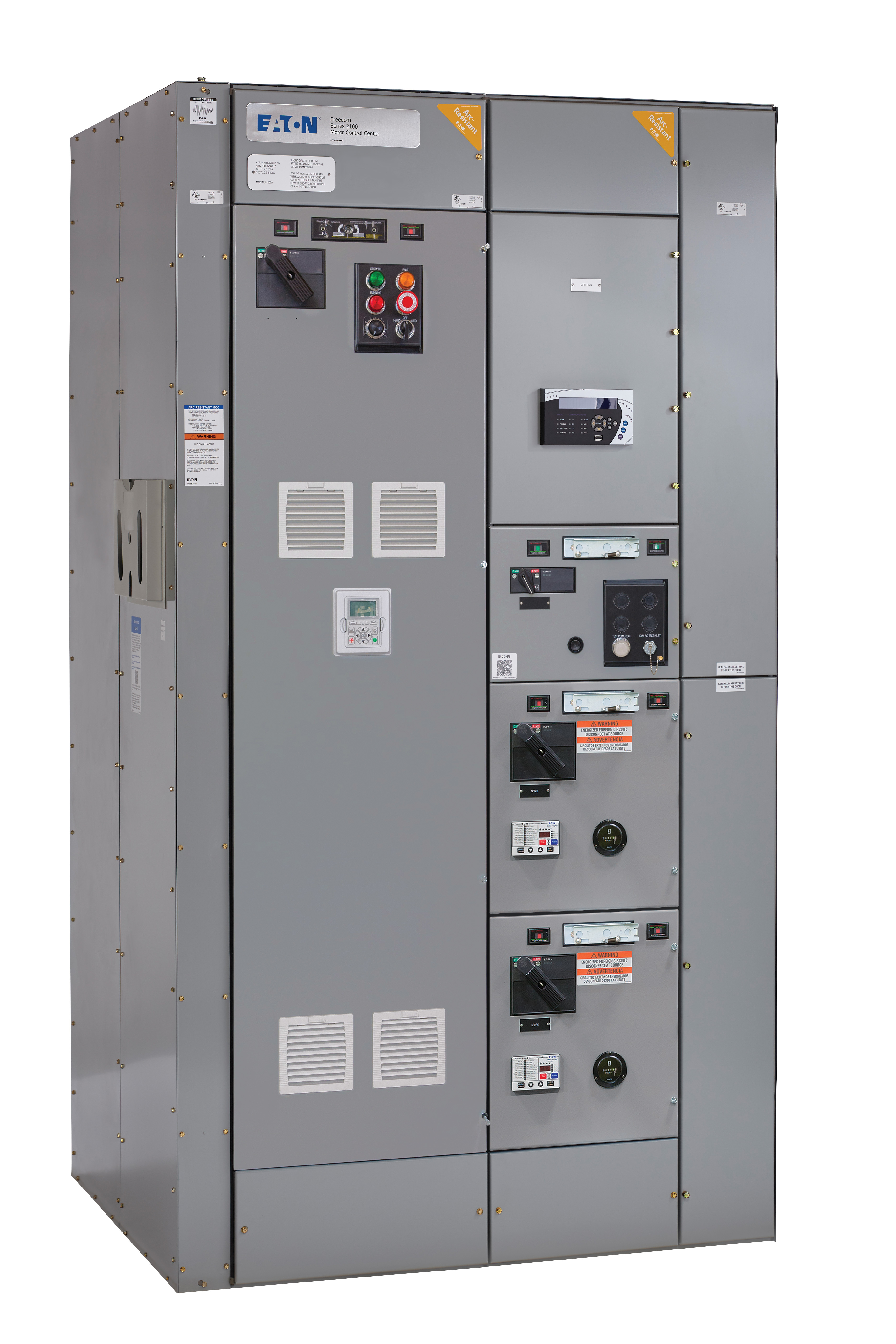 Eaton Introduces First Motor Control Center Design To Help