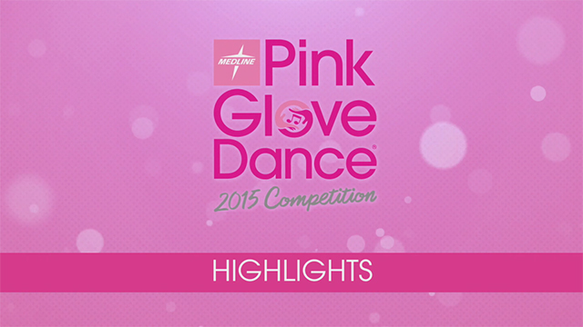 More than 250,000 dancers nationwide have participated in the Medline Pink Glove Dance video competition