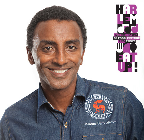 Founder of Harlem EatUp! Festival & Chef Marcus Samuelsson to auction Culinary Experiences, benefitting Citymeals on Wheels on eBay for Charity (Photo: Business Wire)