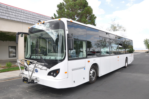 BYD 40-foot Pure-Electric, Long-Range (>155 mile) Transit Bus (Photo: Business Wire)