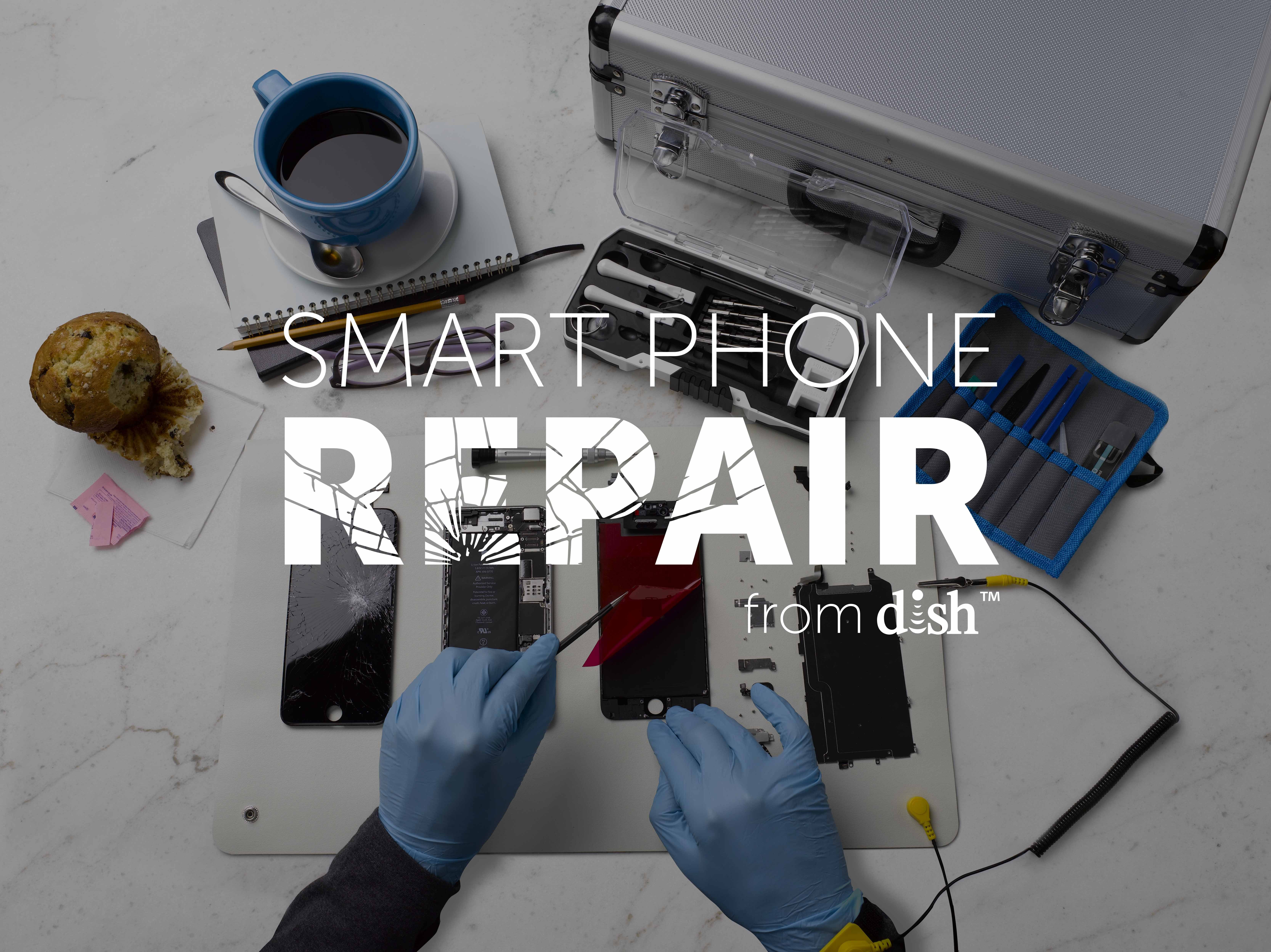 DISH Delivers 'Smart Phone Repair' on Your Turf | About DISH