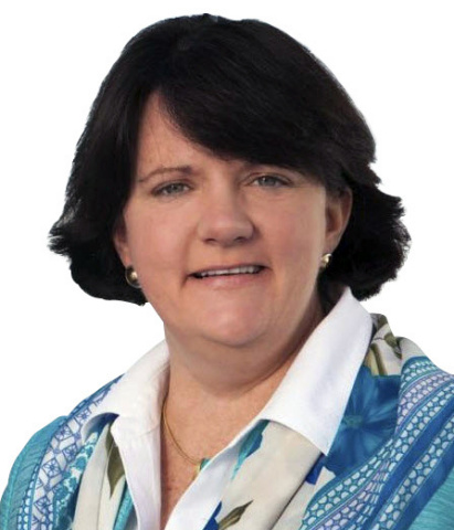 Denise M. Menelly, Executive Vice President and Head of Technology and Operations. (Photo: Business  ...