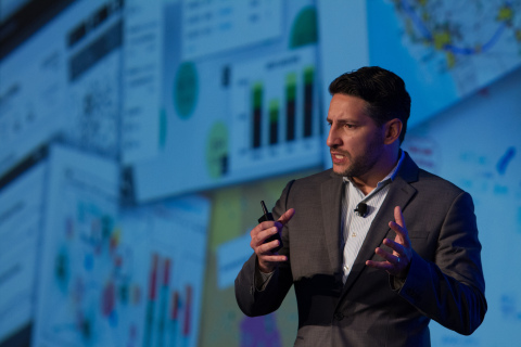 Esri users discuss common business challenges such as connecting a GIS vision to an enterprise strategy and understanding the business value of big data. (Photo: Business Wire)