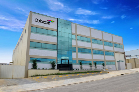Colorcon's new film coating manufacturing plant in Indaiatuba, São Paulo State, Brazil (Photo: Busin ...