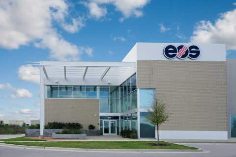 EOS, Leader in Industrial 3D-Printing Technology, Expands U.S. Presence with Opening of New Facility ...