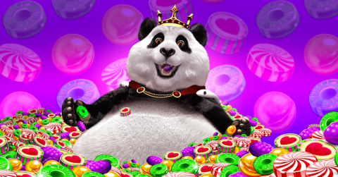 Royal Panda's celebrating International No Diet Day with a 1 million calorie promo (Photo: Business  ...