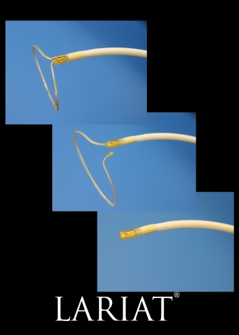 LARIAT XT Suture Delivery Device (Photo: Business Wire)