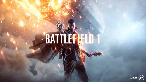 EA ANNOUNCES BATTLEFIELD 1 (Photo: Business Wire)