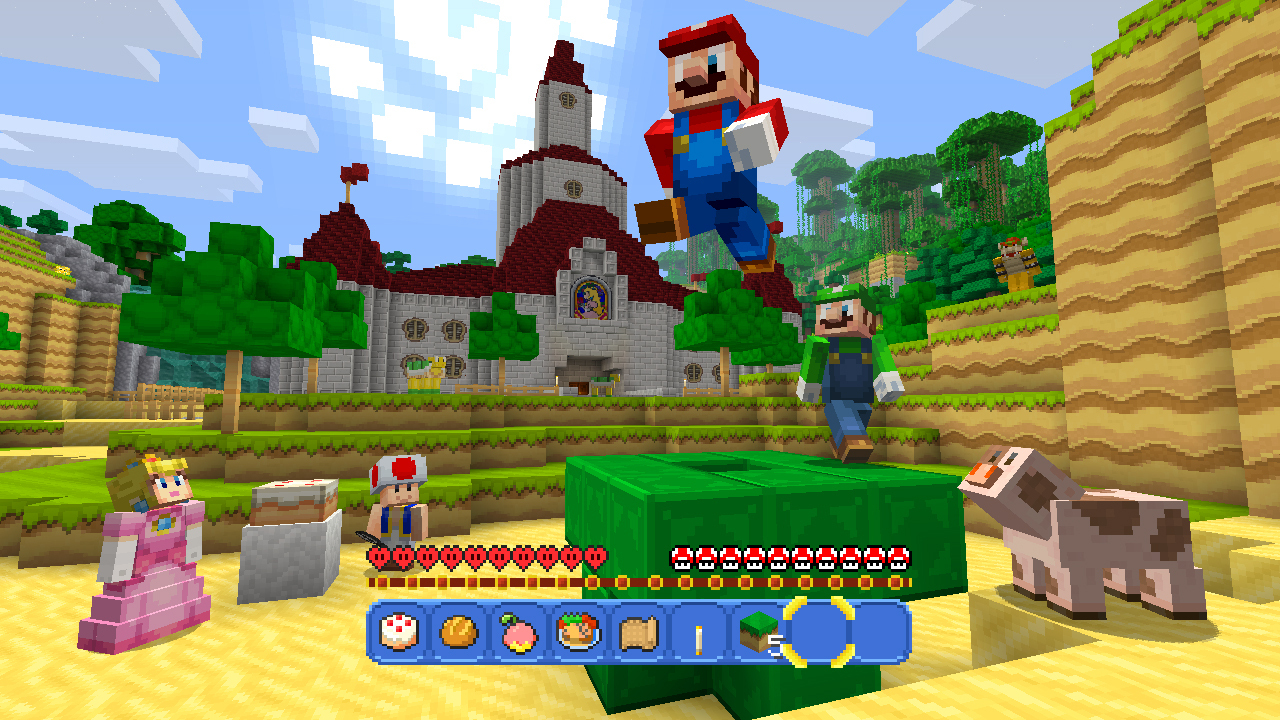 Two Beloved Video Game Franchises Collide in the Super Mario Mash ...
