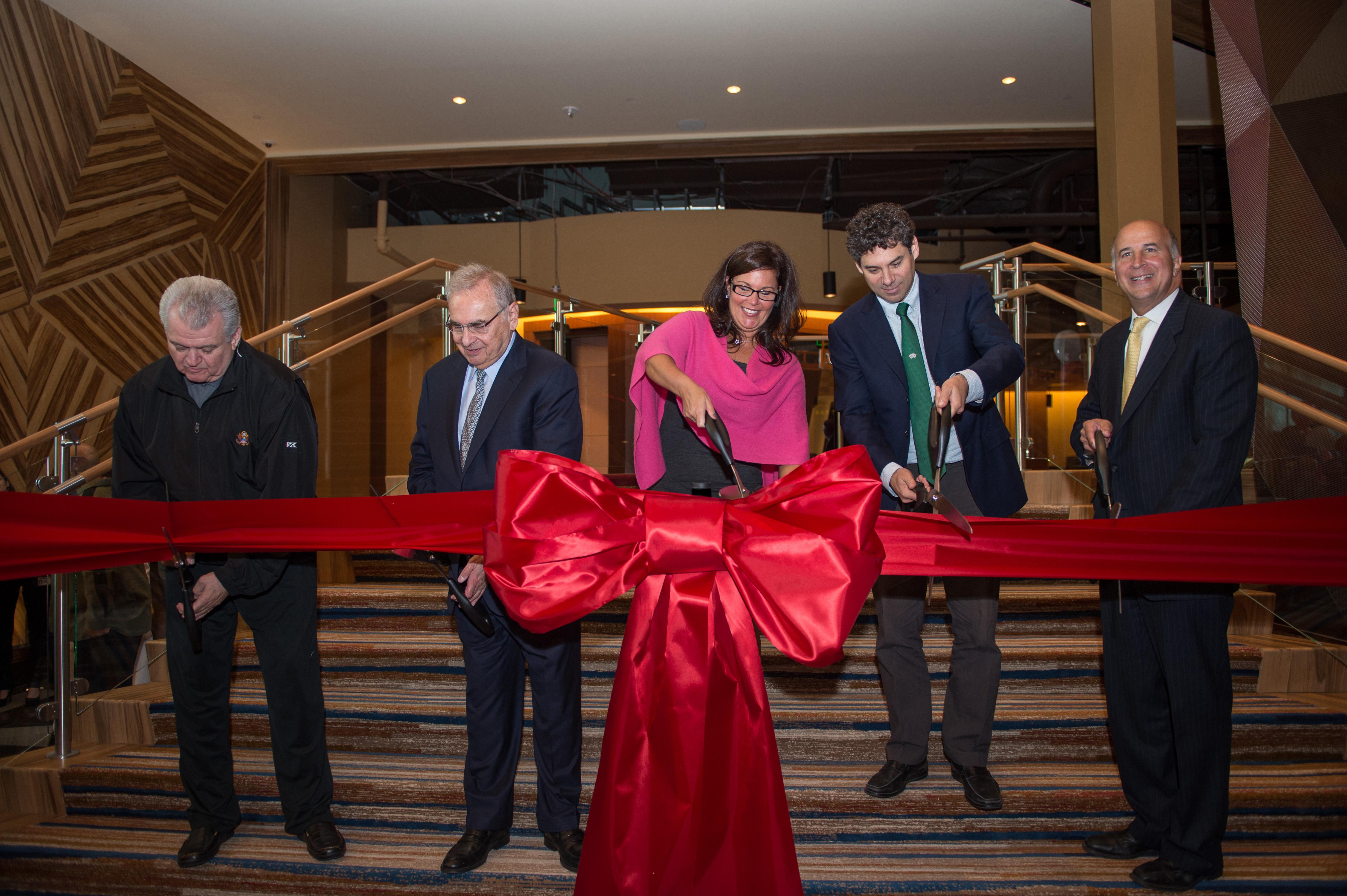 SugarHouse Casino Cuts Ribbon on $164 Million Expansion | Business