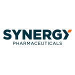 Synergy Pharmaceuticals Inc. Announces Closing of $89.8 Million Registered Direct Offering of Common Stock