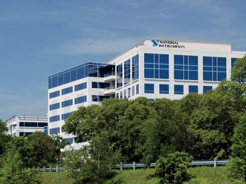 National Instruments is headquartered in Austin, Texas. Since 1976, National Instruments has equipped engineers and scientists with tools that accelerate productivity, innovation and discovery. (Photo: Business Wire)