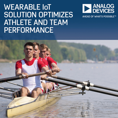 IoT Solution Gives Sports Teams a Competitive Edge by Optimizing Athlete and Team Performance (Photo ...